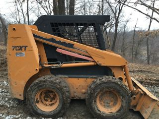 Case 70xt Skidsteer photo