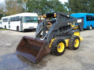 2004 Holland Ls 185b Skid Steer Loader photo
