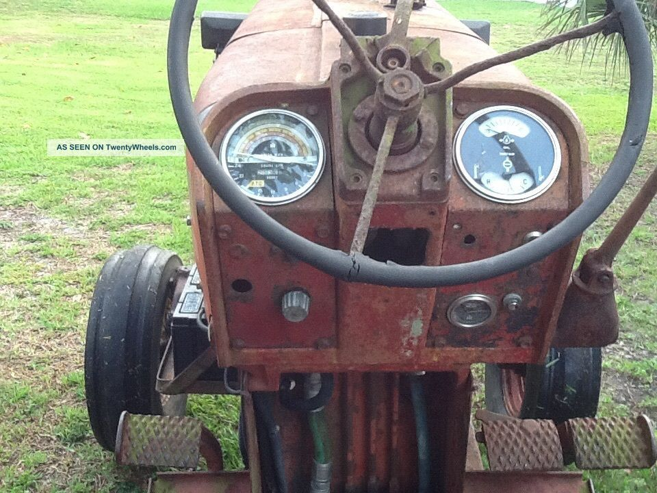 656 International Tractor Specs  Engine  Wiring Diagram Images