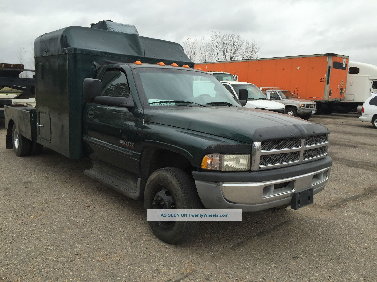 sleeper conversions for dodge 5500 autos post