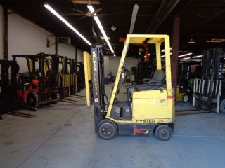 Forklift: 2005 Hyster E35z,  36v Electric 3267 photo