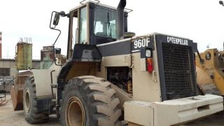 Caterpillar 960f 1997 Single Owner - Urgant - Origional` Condition photo