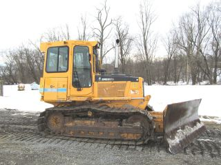 2008 Dressta Td10m Dozer,  Crawler,  110 Hp,  6 Way Blade,  Cab,  Cat,  Case,  Deere photo