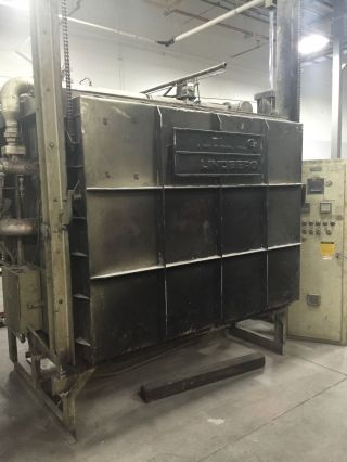 Linberg Pre Heat Furnace 36x36x60 By Freight By Buyer Is Fine. photo
