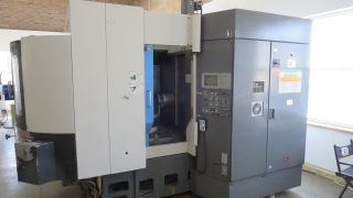 Toyoda Fa 450 Horizontal Machining Center photo