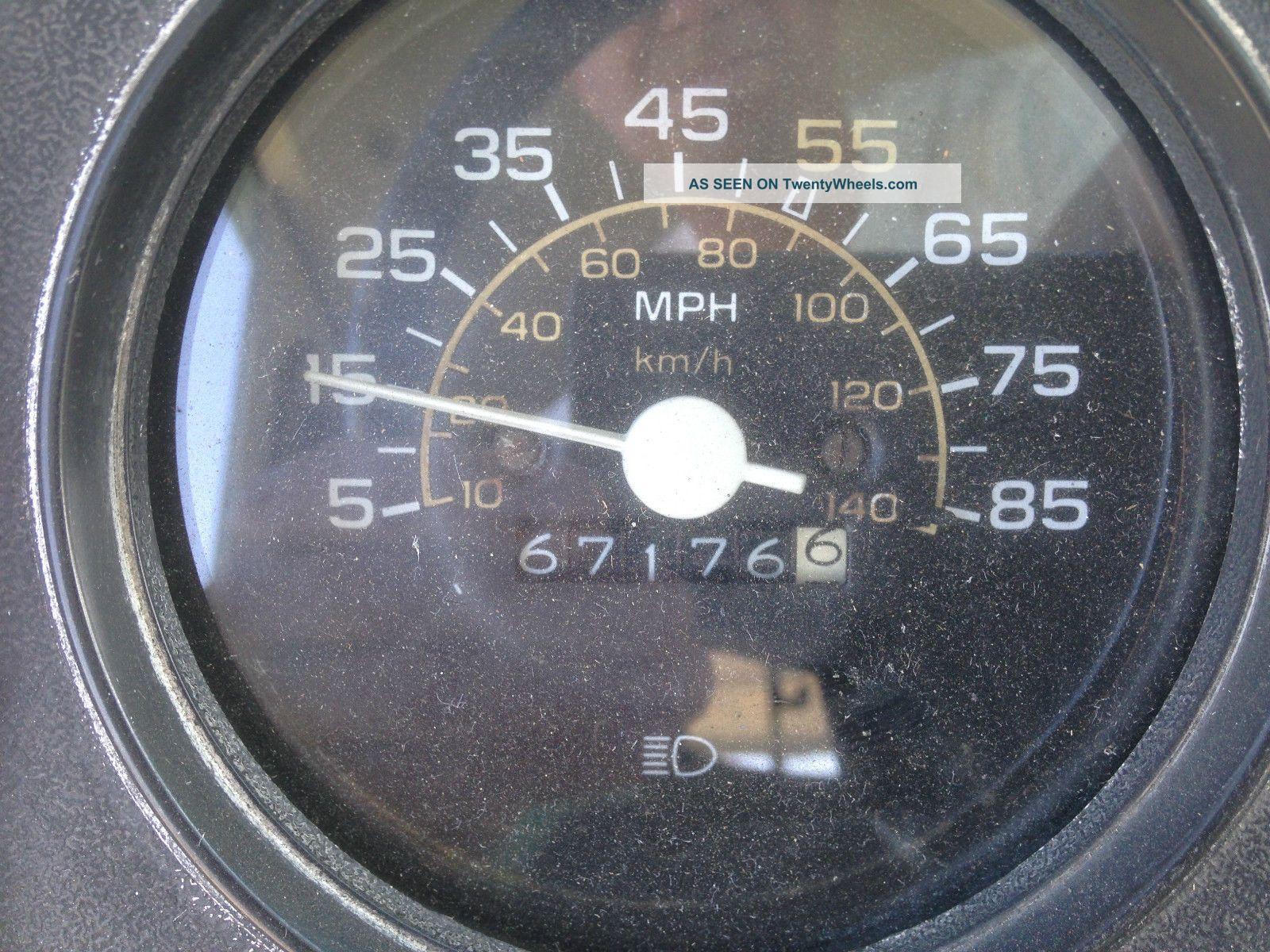 1981 Chevrolet P30 Step - Van