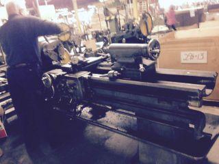 Hendey Gear Head Engine Lathe 16x54 photo