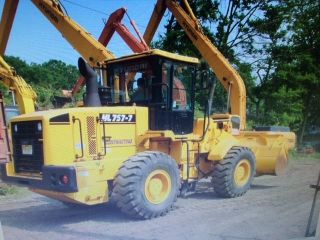Loader Hyundai Hl 757 - 7 photo