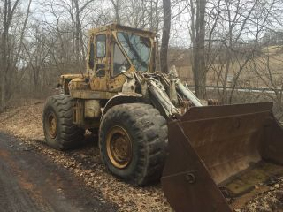 Caterpillar 980b Wheel Loader photo