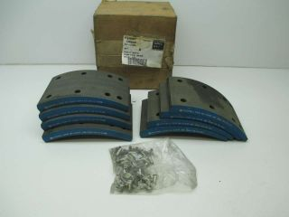 Hyster 1382968 Brake Lining Kit D395647 photo