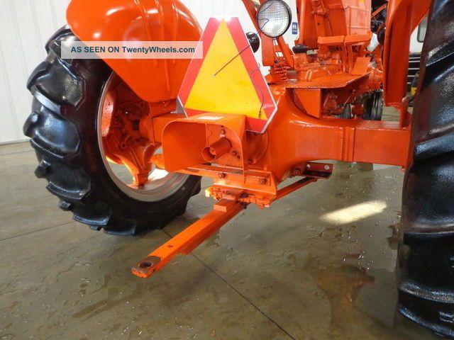 Case Vac Tractor Data : Antique case vac tractor collector gas farm equipment