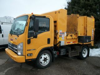 2008 Gmc W 5500 Hd Garbage/refuse Packer photo