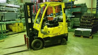 2005 Hyster Fork Lift S50ft - Well Maintained photo