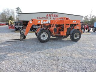 2006 Lull 644e - 42 Telescopic Forklift - Sliding Carriage - Good Foam Filled Tires photo