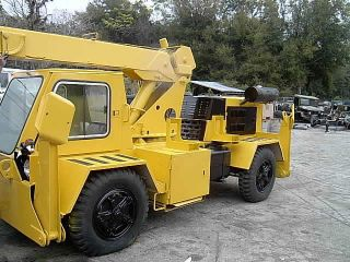Grove Rt41aa - 4 Ton Hydraulic Crane 33 ' Boom White Diesel photo