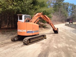 Hitachi Ex - 50urg Mini Excavator photo