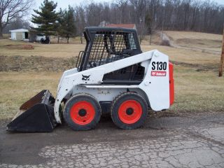 2011 Bobcat S130 Skid Steer Loader,
