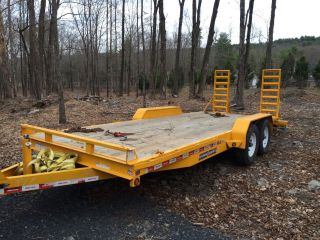 Sure - Trac Equipment Trailer photo