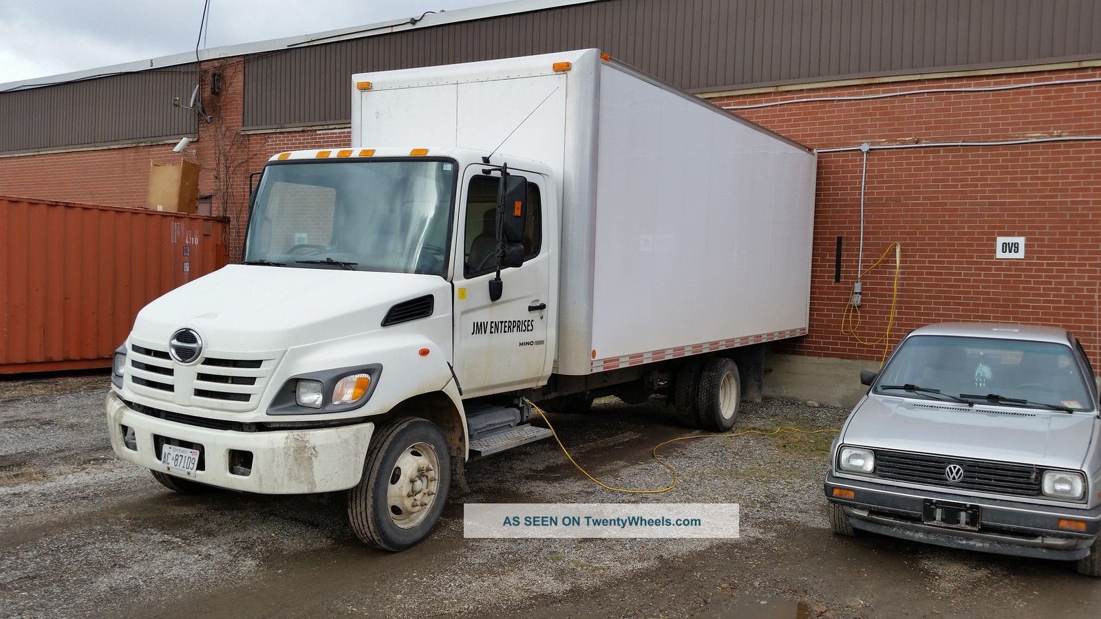 Commercial Truck (certified) Other Medium Duty Trucks photo