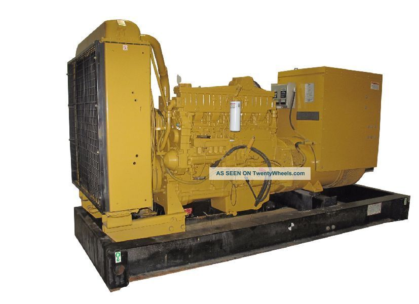 1995 3406 Caterpillar Generator Set - Other photo