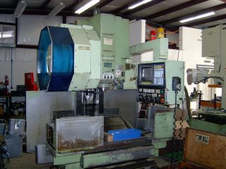 Mc - 4va Okuma Cnc Mill W/4th Axis photo
