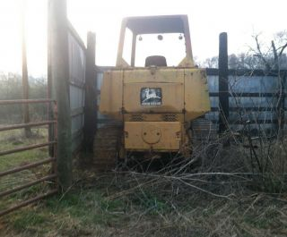 John Deere 755 Crawler Loader photo