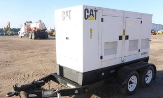 2006 Caterpillar Xq30 27kw Diesel Portable Generator 3 Phase photo