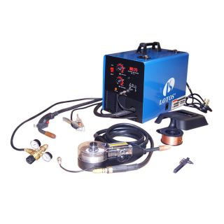 Lotos Mig175 220 - Volt 175 - Amp Mig And Flux - Core Welder With Spool Gun photo