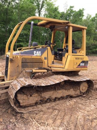 Caterpillar D5g Lgp photo