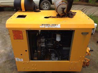 Bandit Brush Chipper Power Unit 200+ photo