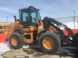 2007 Case 521 Dxt Wheel Loader - Only 1500 Hours photo