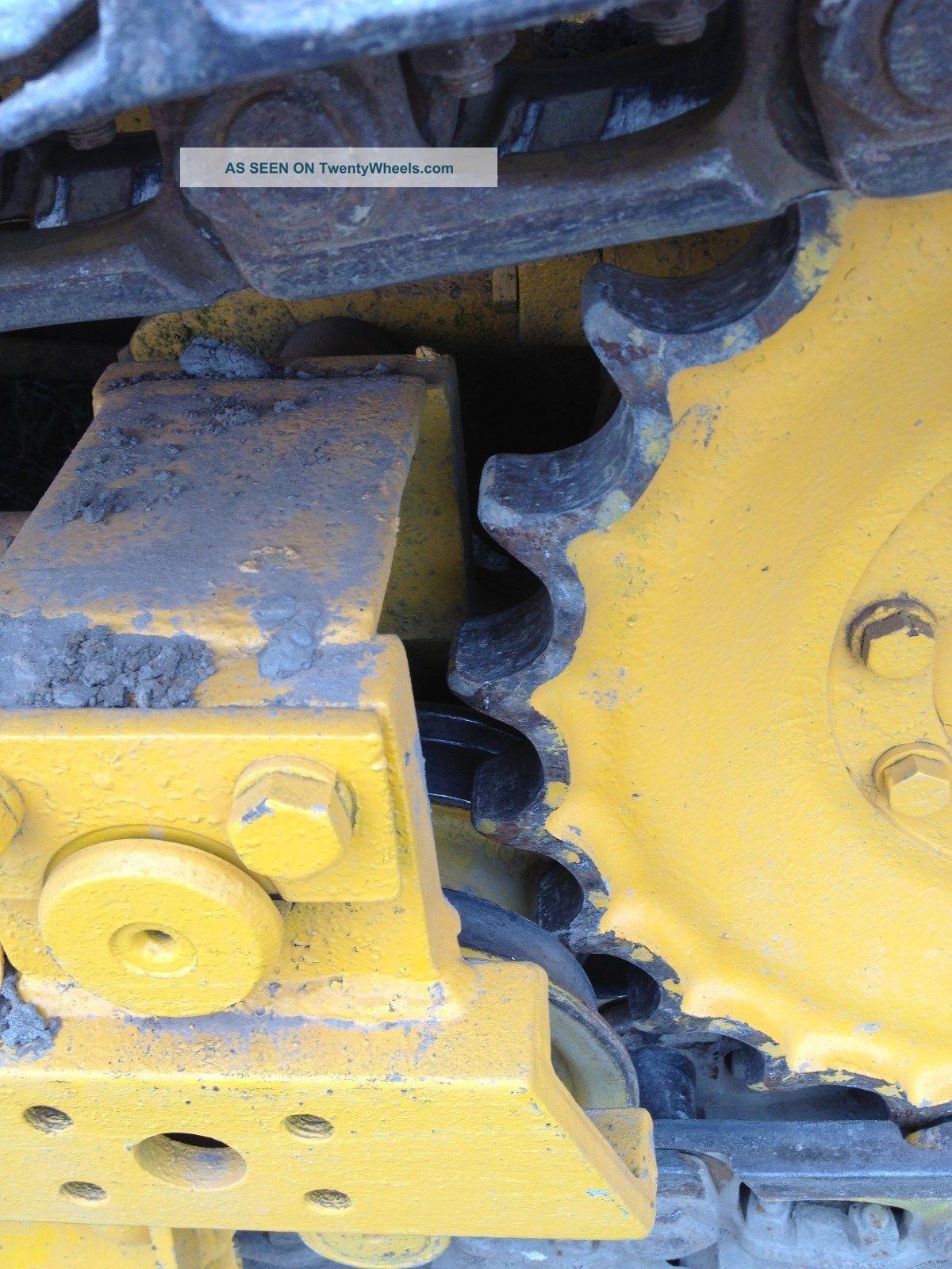 John Deere C Bulldozer Lgw