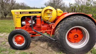 Case 730 Tractor 744 Lp Orchard Grove 1969 Propane 60 620 700 830 930 photo