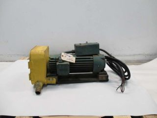 5hp 230/460v - Ac 13.  5a Amp 3460rpm 10in Roll Grinder D407981 photo