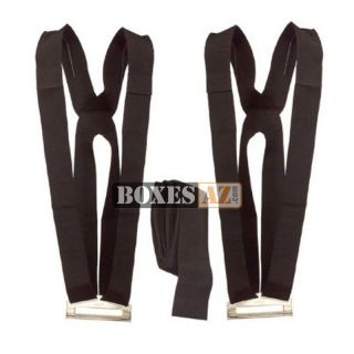 Shoulder Dolly Lifting Straps - photo