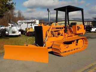 Case Dozer Hydrostatic Drive 6 Way Hydraulic Blade photo