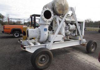 Gorman - Rupp Pump 112a20 - B - C031c photo