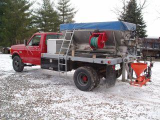 Complete Truck Mounted Mudjacking / Concrete Leveling / Slab Jacking Business photo