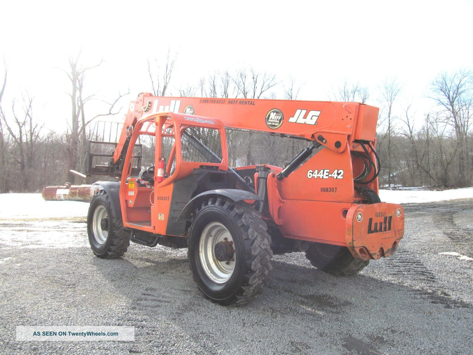 jlg 644e 42 fuel filter lull 644e - 42 telescopic forklift, telehandler, shooting ...