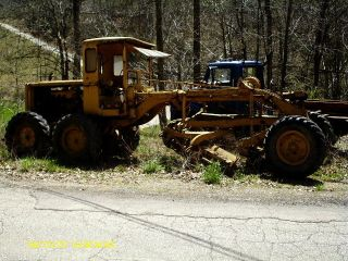 1956 Caterpillar No.  12 Motor Grader photo