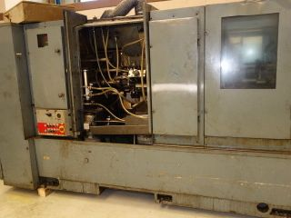 Schutte Sf42 Multispindle Automatic Screw Machine With Pietro Cucchi Barloader photo