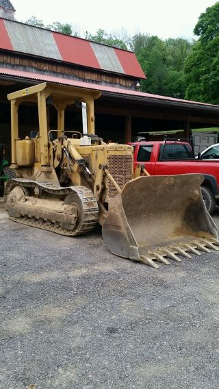 Caterpillar 951c photo
