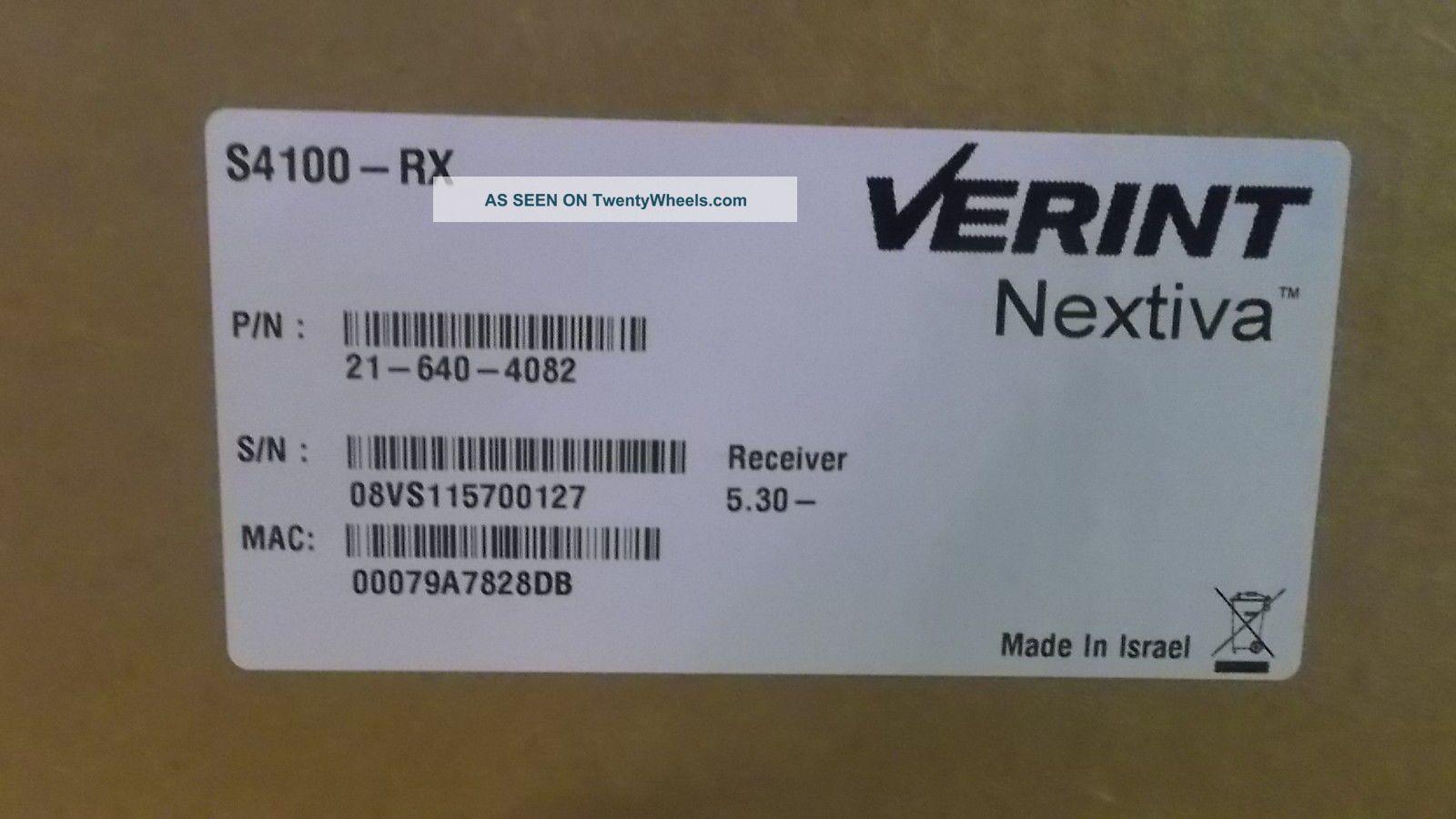 Verint Nextiva