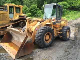 Case 721b Wheel Loader photo