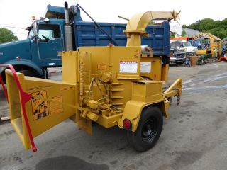 Brush Bandit 200+ Tow Behind Wood Chipper photo