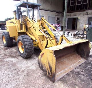 Case Loader W11b photo