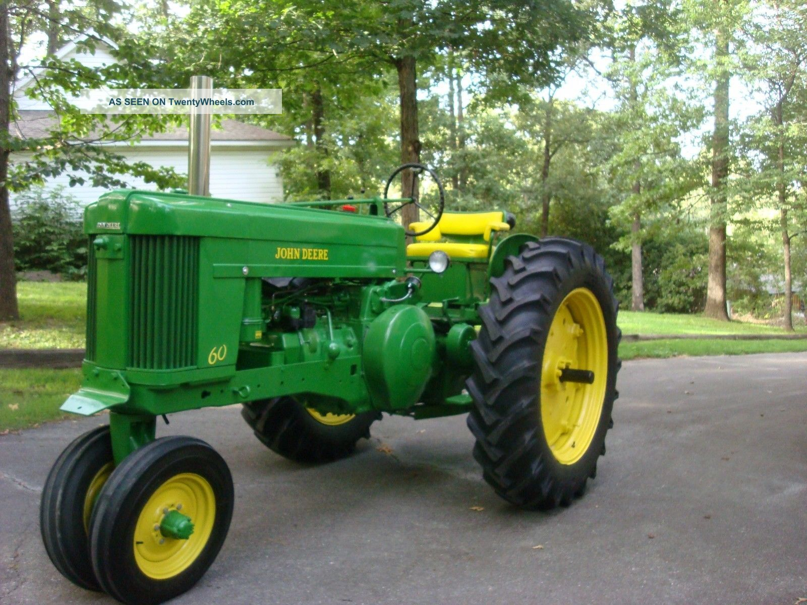 Pulling Tractor For Sale Craigslist >> Antique John Deere Tractors Ebay | Autos Post