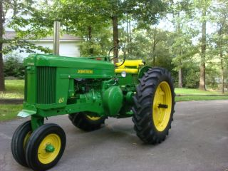 John Deere Series Antique Tractor Thumb Lgw