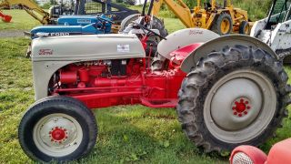 1952 Ford 8n With Rear Pto photo