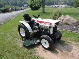 Bolens Iseki G154 Compact Tractor 4x4 48
